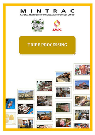Tripe Processing Kit