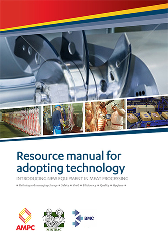 Resource manual for adopting technology