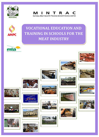 Vocational Education and Training in Schools for the Meat Industry