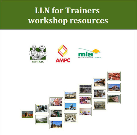 LLN for Trainers workshop resources